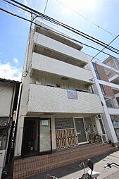 広島県広島市南区宇品海岸2丁目の賃貸マンションの外観