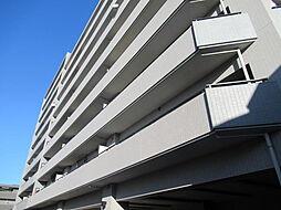 東府中のマンション[・・・号室]の外観