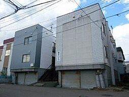 鈴木ハイツ[3階]の外観