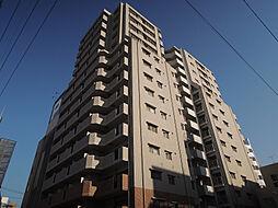 大阪府八尾市北本町2丁目の賃貸マンションの外観