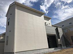 神奈川県秦野市南矢名3丁目の賃貸アパートの外観