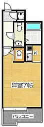 エステート・モア・博多公園通り[12階]の間取り