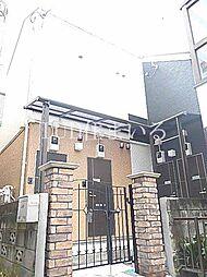 リトルタウン西台[1階]の外観