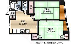 稲荷町駅 4.5万円