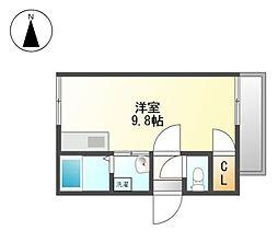 Gracia 3[8階]の間取り