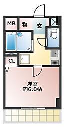 六甲ヒノキ[2階]の外観