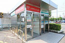愛知県名古屋市守山区四軒家1丁目の賃貸マンションの外観