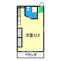 フィール高須[4階]の間取り