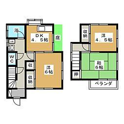 京成稲毛駅 7.0万円