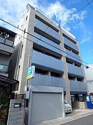 大阪府大阪市阿倍野区昭和町2の賃貸マンションの外観