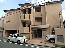 大阪府茨木市下穂積2の賃貸マンションの外観