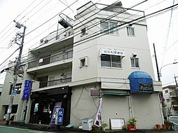 東京都八王子市明神町3丁目の賃貸マンションの外観