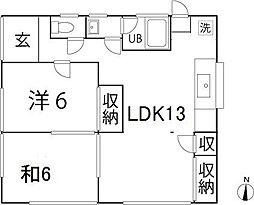 富塚町借家
