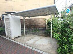 レオパレスTsushima[1階]の外観