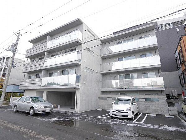 F WORKS suishamachi 3階の賃貸【北海道 / 札幌市豊平区】