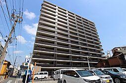 福岡県北九州市戸畑区中本町の賃貸マンションの外観