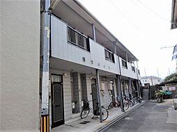 若竹ハイツ[2階]の外観