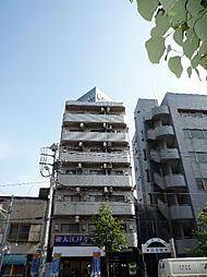 東京都江東区清澄3丁目の賃貸マンションの外観