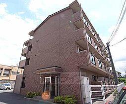 京都府宇治市広野町西裏丁目の賃貸マンションの外観