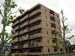 愛知県尾張旭市南原山町赤土の賃貸マンションの外観