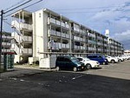 ビレッジハウス高田[3階]の外観