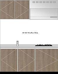 東京都板橋区成増1丁目の賃貸マンションの外観
