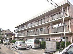 埼玉県川口市柳崎5丁目の賃貸アパートの外観