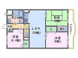 中書島駅 6.5万円