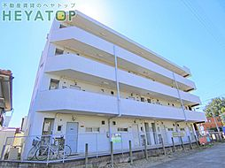 愛知県名古屋市瑞穂区彌富町字茨山の賃貸マンションの外観