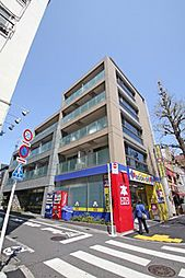 ハーモニー新高円寺[3階]の外観