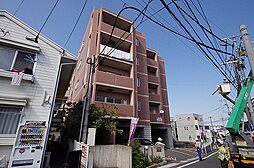 エクセル井堀[3階]の外観