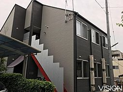 Grand Studio 新都心[2階]の外観