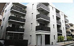 東京都新宿区西新宿の賃貸マンションの外観