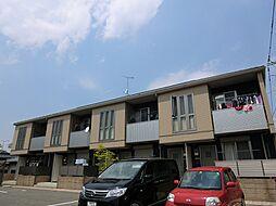 シャーメゾン御所ノ内[203号室]の外観
