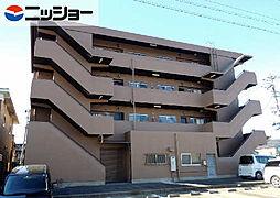 第18和興マンション 北館[3階]の外観