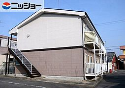 SURPLUSTwoBlueSky[1階]の外観