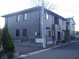 埼玉県春日部市緑町5丁目の賃貸アパートの外観
