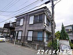 誠荘[2階]の外観