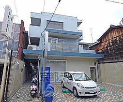 京都府京都市上京区一条通千本西入烏丸町の賃貸マンションの外観
