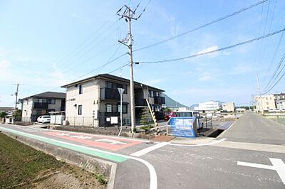 外観,2DK,面積55.2m2,賃料4.2万円,,,香川県丸亀市川西町南