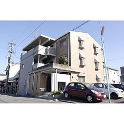 愛知県名古屋市西区城町の賃貸マンションの外観
