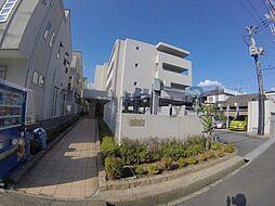 大阪府池田市姫室町の賃貸マンションの外観