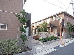 兵庫県加古郡稲美町国岡2丁目の賃貸アパートの外観