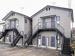 佐賀県佐賀市西与賀町大字厘外の賃貸アパートの外観