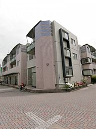 カルチェ・ダムールA棟[3階]の外観