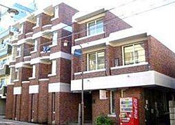 東京都大田区田園調布2丁目の賃貸マンションの外観