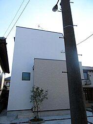 千葉県千葉市花見川区検見川町1の賃貸アパートの外観