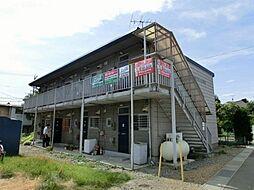パナハイツ宮沢[105号室]の外観