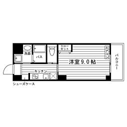 Maison Prendre[2階]の間取り