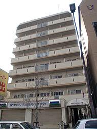 ハウスアイ菅原[8階]の外観